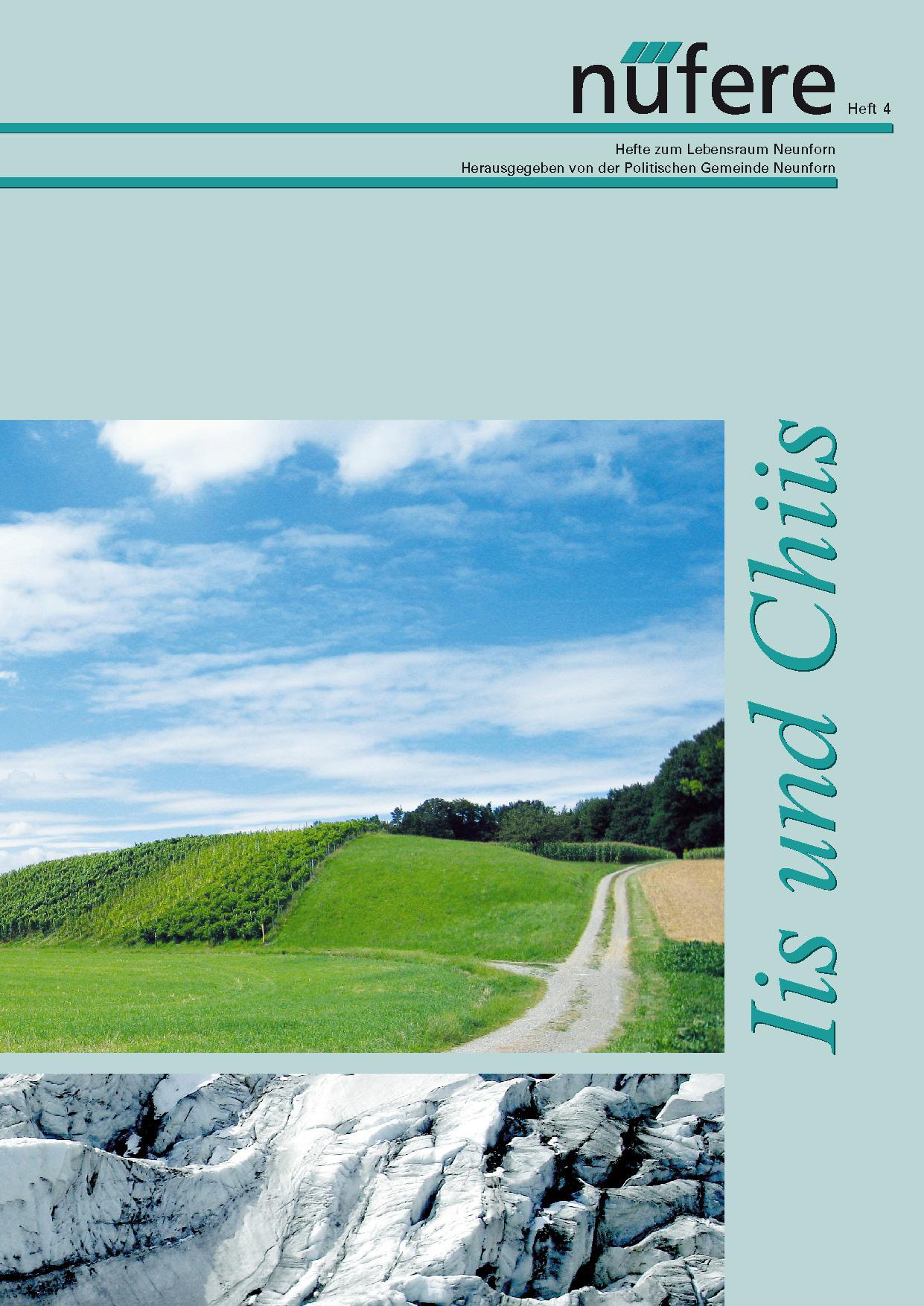 Heft Nr. 4 - Lis und Chis