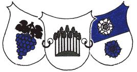 Die Wappengeschichte der drei Gemeinden